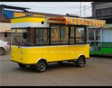3000W60V свинцовокислотное автомобиля еды с поддержкой навеса