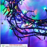 Luzes ao ar livre da corda do diodo emissor de luz da decoração