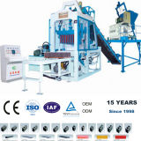 Qt automática máquina de ladrillos Yongchang6-15 Línea de producción