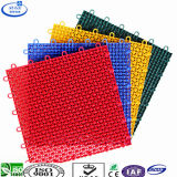 Suge Outdoor PP Suspended Floor Interlocking Sports Flooring