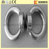 Plaqué zinc DIN580 Boulon à oeil de la vis de l'oeil et DIN582 Eyenut