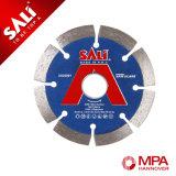 Lâmina de serra de segmentos de amostras gratuitas de roda de corte de diamante para Marble