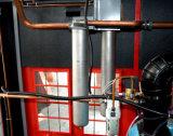 Compresseurs d'air de vis d'achat d'Oilless pour l'usine d'Electircal