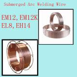 L'AWS EM12k EM12 H08mna arc submergé le fil de soudure
