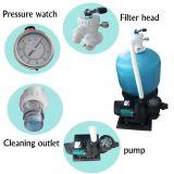 Wasserbehandlung-Swimmingpool-Filter und Pumpe