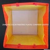 Het winkelen Zak met Handvat/de Plastic Zak van de Gift