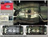 Alto Anti-Terrorism Uvss de la seguridad fijado bajo sistema de vigilancia del vehículo