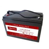 Leitungskabel-Säure-Batterie der Lithium-Eisen-Phosphatbatterie-12V100ah ersetzen