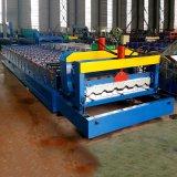 Qualität 1000 glasierte die Fliese-Rolle, die Maschine für Verkauf bildet