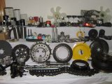 Il carrello elevatore parte le parti di motore (1Z 2Z 1DZ) (1Z 2Z 1DZ)