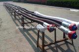 Tubo flessibile del vibratore di rinforzo collegare di perforazione rotativa