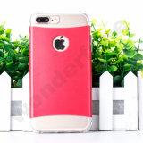 내진성 투명한 공기는 iPhone 7을%s TPU 전화 상자를 보호한다