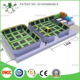 Парк Trampoline верхнего качества Xiaofeixia Китая выполненный на заказ