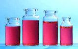 Flacon en verre Siliconization personnalisé/Spécification de bouteille avec manchon de protection
