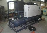 Tipo industrial refrigerador refrigerar de água do certificado do CE de água do parafuso