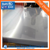 1220*2440mm folha rígida de PVC transparente de plástico para impressão