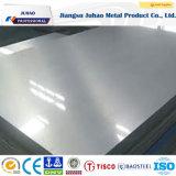 Surface 316 de miroir de feuille d'acier inoxydable de plaque d'acier inoxydable