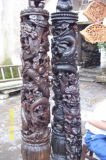 Säule Des Holzsehnen Drachen (Shuang008)