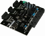 TCP/IP Access Controller Board With Access Database Software (E. link-02)