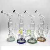 Fabrik-Großverkauf 420 Glas-Rohr SpitzenLookah Glaswasser-Pfeife