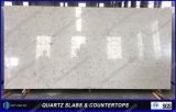 Dalles de quartz de nouvelle conception de matériaux de construction des comptoirs de cuisine Prix