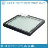 Zoll befleckte flache freie ausgeglichene Sicherheitsglas-Isolierprodukte