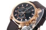 Wristwatches воиска часов даты вахты спортов способа кварца людей хронографа вскользь мыжские