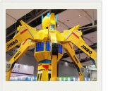 Con la pistola láser popular a pie de la batería para Centro Comercial Paseo del robot