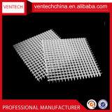 Griglia di alluminio del soffitto della cassa dell'uovo di ventilazione dei sistemi di HVAC