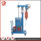 Dampf-Drahtseil-Geräten-horizontale Farben-Einspritzung-Maschine