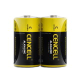 Superqualitätsalkalische trockene Batterie Lr14/C/Am2