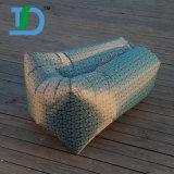 Home&Beach&Outdoorsのための膨脹可能な空気ソファーの位置のベッド