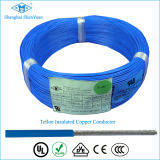 UL1577 FEP Isolated Teflon Tined White Copper Wire