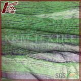 Tessuto di seta puro di seta stampato di Georgette Georgette dell'indicatore luminoso molle