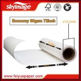 Экономика 90GSM Сублимация бумаги 72дюйма для мода печать