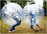 Zorp普及したローラーかInflatablesの球