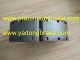 4702R для тяжелого режима работы тормозной накладки или тормозной колодки