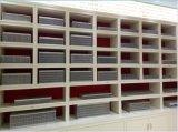 Алюминиевый теплоотвод штрангя-прессовани с эффективным разрешением тепловыделения