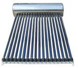 Calefator de água quente solar de alta pressão da tubulação de calor