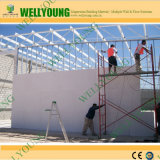 El panel de alta resistencia del óxido de magnesio para la partición de la pared