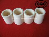 Tubo da luva isolante de cerâmica de alumina 99%Al2O3