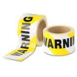 多彩なPEの物質的な注意のバリケードの安全警告テープ