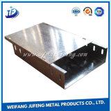 알루미늄 스테인리스 판금 사다리 유형 케이블 브리지