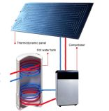 65c l'eau chaude alimentant la pompe à chaleur solaire thermodynamique