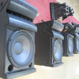Linha poderosa áudio profissional do estilo de Jbl Vrx900 da disposição para a igreja (VX932)
