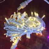 セリウムテラスおよびクリスマスツリーの装飾のための屋外LEDストリングライト