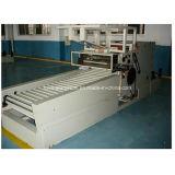 Rollo de papel de aluminio que hace la máquina