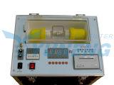 Testeur d'huile de qualité supérieure de l'huile de transformateur Bdv testeur 0-80 kv
