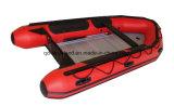Aqualand 12feet 3.6m rettet Gummischlauchboot-Boot/aufblasbares Bewegungsboot/Sport-Fischen/Militär (aql360)