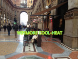Aquecedor Quatrz de Infrared Warmer for Shopping Street